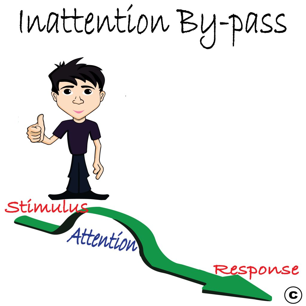 dealing with inattention